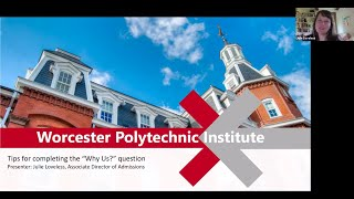 WPI and The Why Us Essay