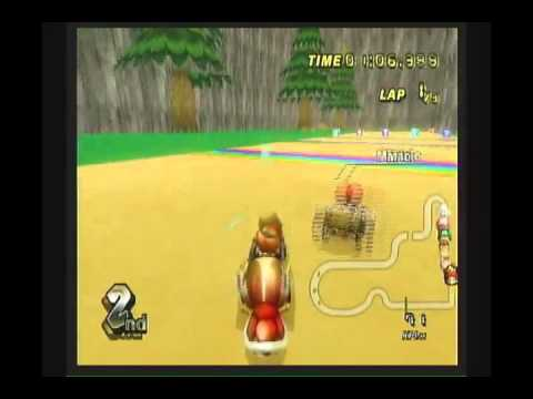 [MKWii] Alpine Mountain (CTGP-R)