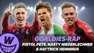 GOALDIES-Rap (ft. Pistol Pete, Hattrick Hennings & Nasty Niederlechner)