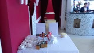 Банкетный зал для свадьбы в Астрахани  Свадьба на 35 человек