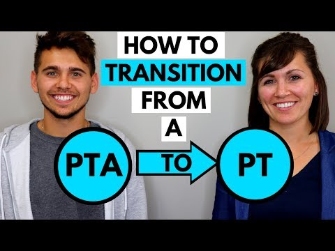 How To Transition From A Physical Therapist Assistant To A Physical Therapist