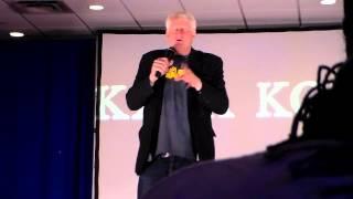 Kawa Kon 2014 Friday Charles Martinet Panel