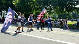 Tumwater 4th of July Parade 2019