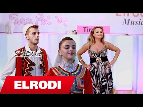 Kristina Marku - Bjeri djalo ciftelise (Official Video HD)