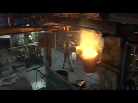 Inside The Foundry
