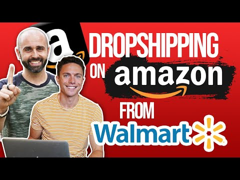 Dropshipping On Amazon From Walmart Step By Step Tutorial thumbnail