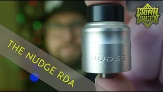 Nudge RDA ~ Wotofo ~SMM ~ Review