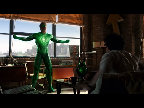 The super suit green | Green Lantern Extended cut Mp3