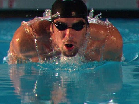 Michael Phelps: Ready for London games?
