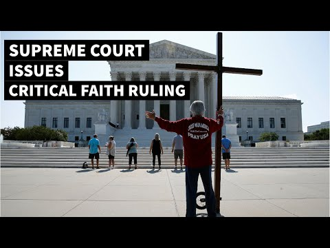 Supreme Court Decision is a 'Victory for All Americans'   CBN Interview with Russell Moore