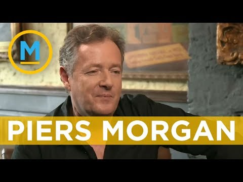 Piers Morgan had drinks with Meghan Markle on the night she met Prince Harry | Your Morning