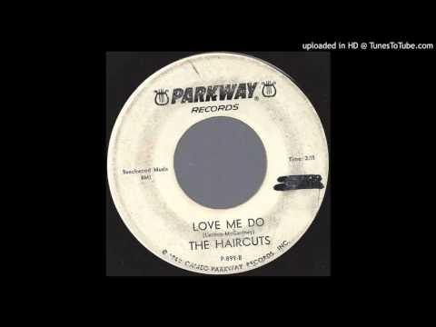 The Haircuts - Love Me Do - 1964 Beatles Cover Band on DJ Parkway label