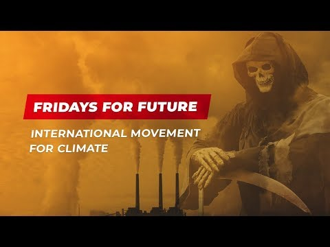 Fridays for Future. International movement for climate | MNEWS.WORLD