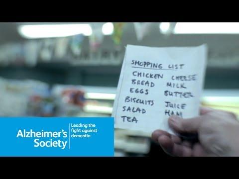 Small changes help make a dementia friendly community - Alzheimer's Society