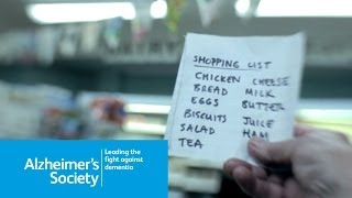 Small changes help make a dementia friendly community - Alzheimer's Society