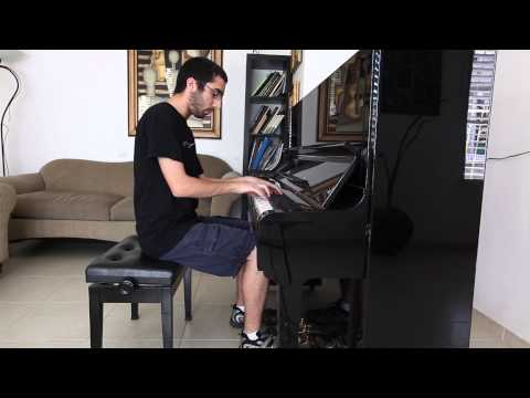 Rise Against - Savior (Piano Cover)