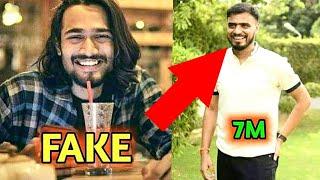 BB Ki Vines On His *FAKE* Accounts | Amit Bhadana 7M (His Reaction) | Ankur Pathak, Gauravzone, AK |
