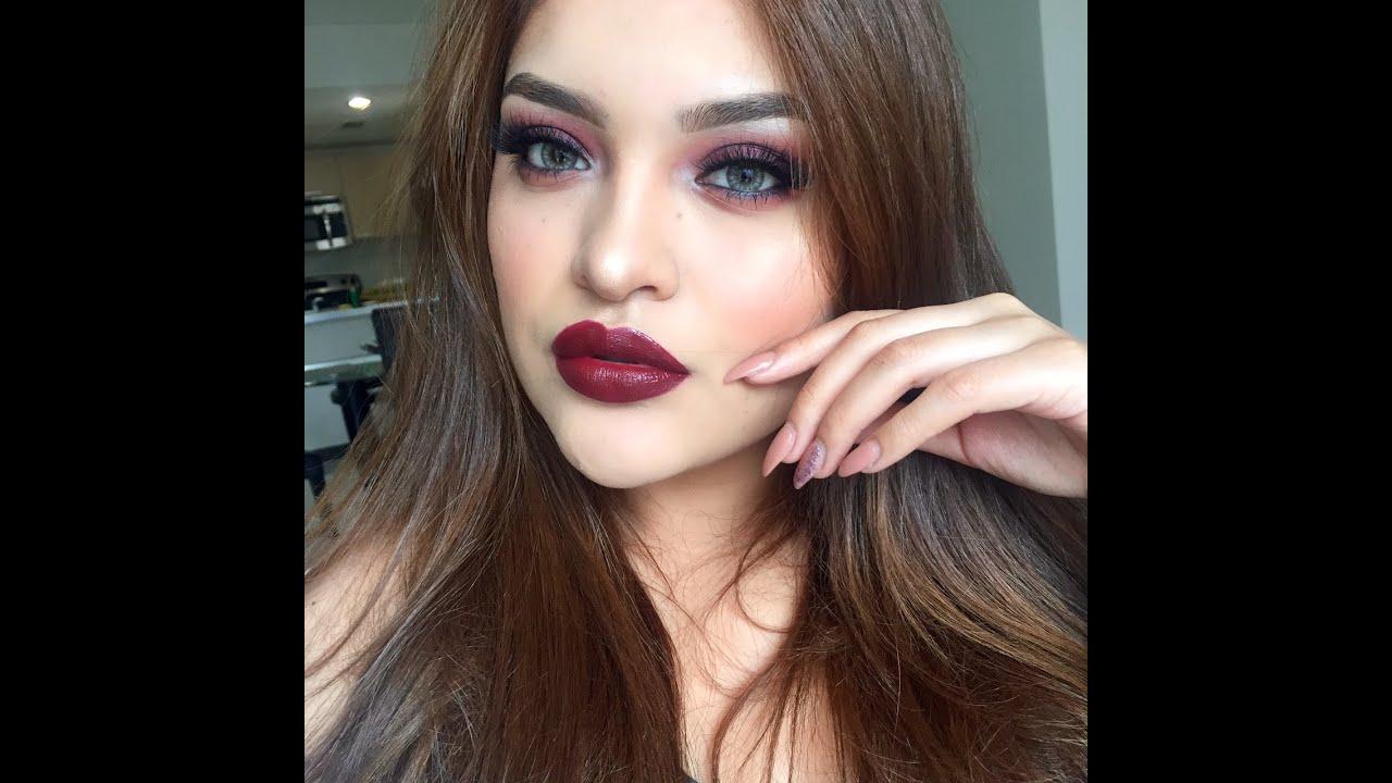 22nd Birthday Makeup Look