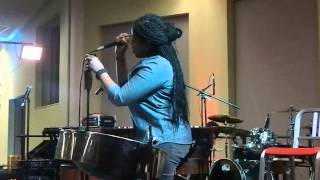 "AKila K. Performing ""Doo Wop (That Thing)"" by Lauryn Hill at DSU Got Talent 2014"