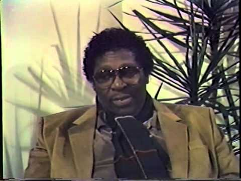 BB King Interview 1987