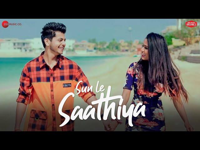 सुन ले साथिया Sun Le Saathiya Lyrics in Hindi - Stebin Ben, Abhishek Nigam and Gima Ashi
