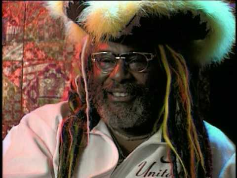 George Clinton and P Funk All Srars from Atlantas House of Blues Olympic 96