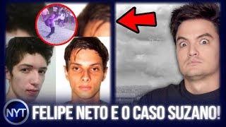 Felipe Neto teria ligação com o CASO SUZANO!? Entenda a relação do Youtuber com o caso