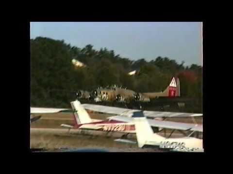 Airshow at Nashua,NH-Vintage Aircraft 09/25/2004