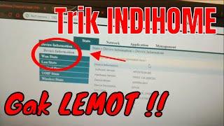 Download Video Trik menonaktifkan WIFI INDIHOME agar tidak LEMOT di LAN! Auto dibilang PELIT deh.. MP3 3GP MP4