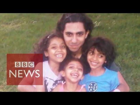 Raif Badawi: Wife of Saudi blogger calls for his release