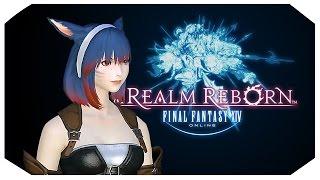 [Final Fantasy 14 : A realm reborn] - Ep 01 - [FR] [PS4]