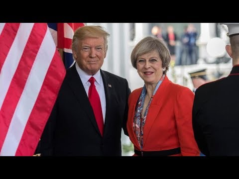 Trump to British PM: Focus on Islamic Terror, Not My Tweets