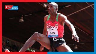 Benjamin Kigen azungumza baada ya kufuzu fainali | Zilizala Viwanjani