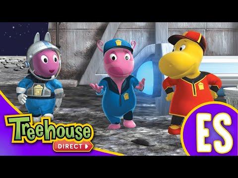 Los Backyardigans Dibujos Animados: 41-43 Episodios Para Niños - Compilación De 70 Mins