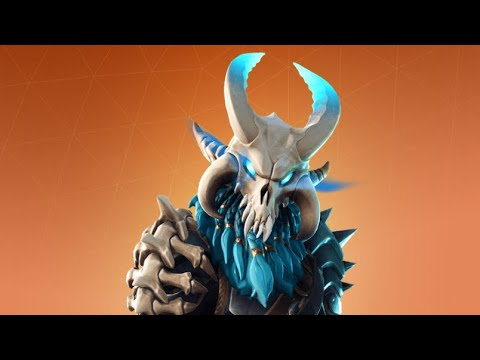 How To Change The Color Of The Ragnarok Skin Fortnite