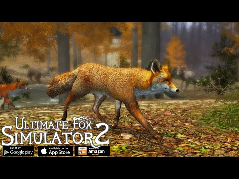 Ultimate Fox Simulator 2: Game Trailer for iOS and Android