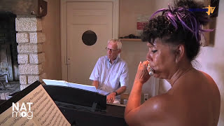 Repeat youtube video NATMAG 6 - Coup de projecteur 1- Atelier musical en Provence