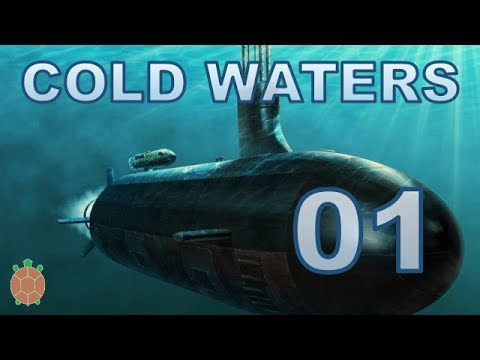 Cold Waters | Campaign Let's Play - 01 - USS Los Angeles