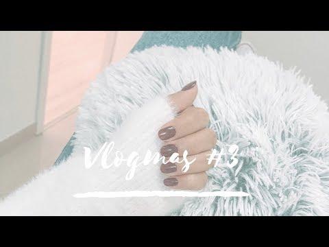VLOGMAS DIA #3 - UM DIA TRANQUILO | MIA ROSE