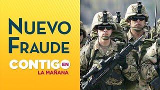 DE VACACIONES: Se destapó nueva arista del caso milicogate - Contigo en la Mañana