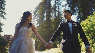 Uyen & David - Wedding Highlight