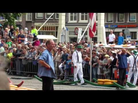 kaasmarkt Alkmaar