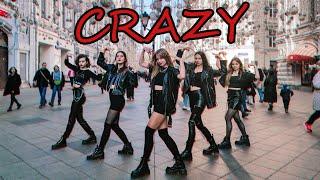 [K-POP IN PUBLIC | RUSSIA | ONE TAKE] 4MINUTE(포미닛) - Crazy (…