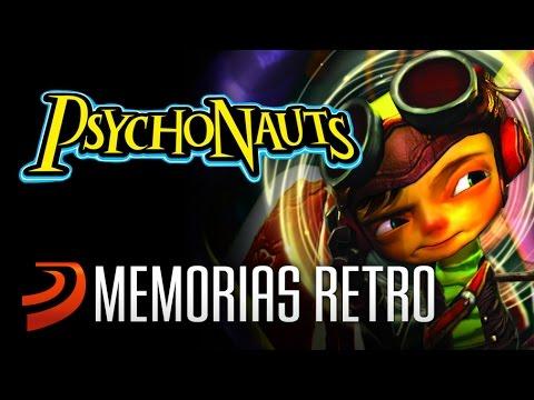 Memorias Retro: El MíticoLegendarioBrutal PSYCHONAUTS