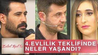 Zuhal Topal'la 209. Bölüm (HD) | Tarık'ın 4. Evlilik Teklifine Huriye'den Şok Cevap!