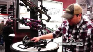 2014 New Bowhunting & Archery gear:  Barnett Recruit & Raptor crossbows