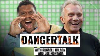 Joe Montana tells Russell Wilson how he & DK Metcalf can be the next Montana & Rice | DangerTalk