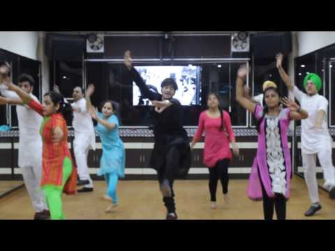 Mitran Da Junction Dance | Diljit Dosanjh | Bhangra Choreography | Step 2 Step Dance Studio