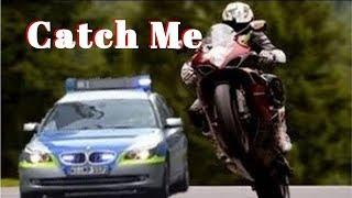 TOP 660 cc UNDERGROUND RACERS VS COPS 2018 POLICE FAILS VS MOTO