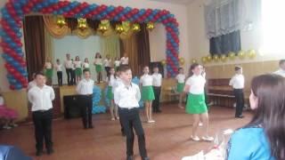 ирландский танец вместо школьного вальса!
